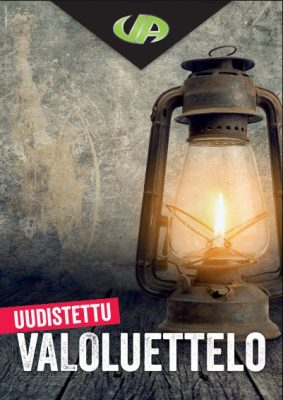 LED-valot Raskaaseen kalustoon